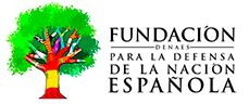 Fundación DENAES, para la defensa de la Nación Española Logo